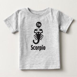 Zodiac Baby Tees-Scorpio Baby T-Shirt
