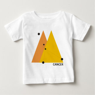 Zodiac Cancer Baby T-Shirt