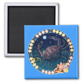 Zodiac Cancer - Customize it! Magnet