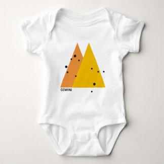 Zodiac Gemini Baby Bodysuit