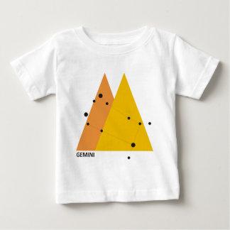 Zodiac Gemini Baby T-Shirt