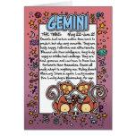 Zodiac - Gemini Fun Facts