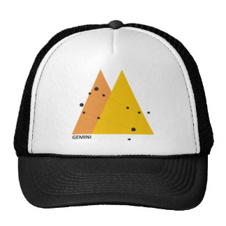 Zodiac Gemini Trucker Hat
