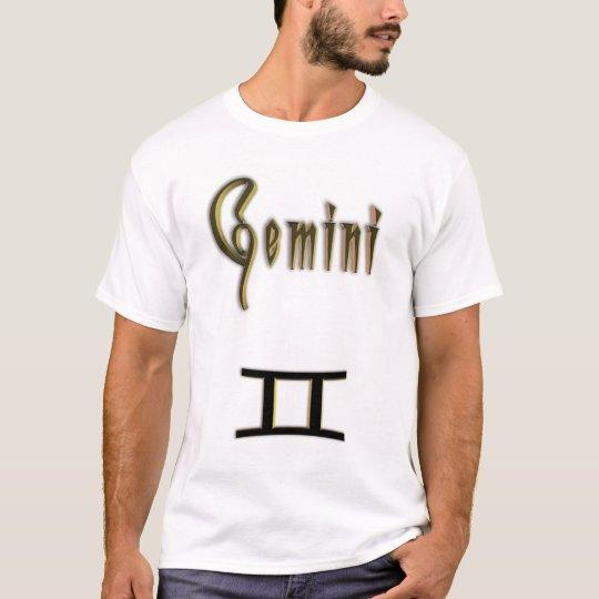 Zodiac Generalizations - Gemini T-Shirt