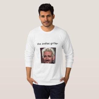 zodiac griller/ted sheeran T-Shirt