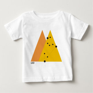 Zodiac Leo Baby T-Shirt