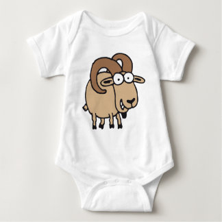 Zodiac more widder baby bodysuit