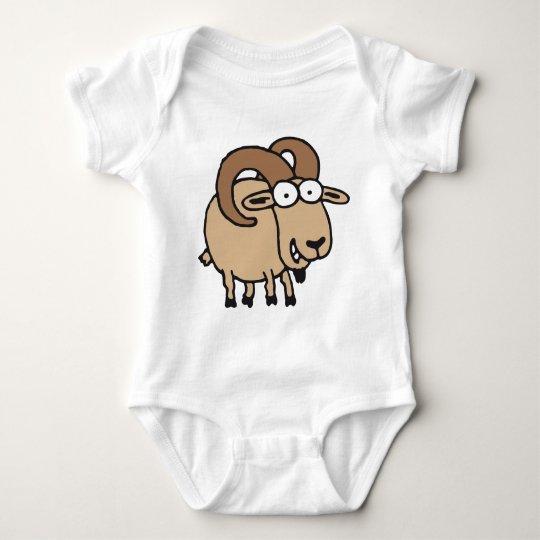 Zodiac more widder baby bodysuit