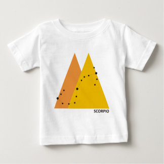 Zodiac Scorpio Baby T-Shirt