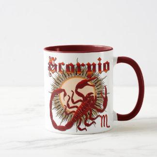 Zodiac Scorpio-Design-1 Mug