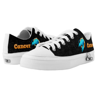 Zodiac sign Cancer Low-Top Sneakers
