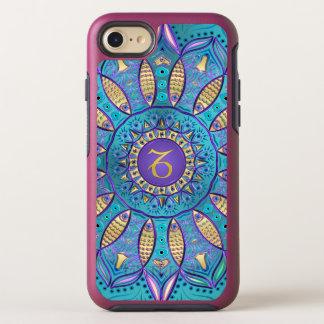 Zodiac Sign Capricorn Mandala iPhone 7/8 Case