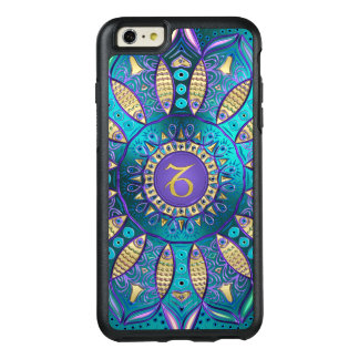 Zodiac Sign Capricorn Mandala OtterBox iPhone 6/6s Plus Case