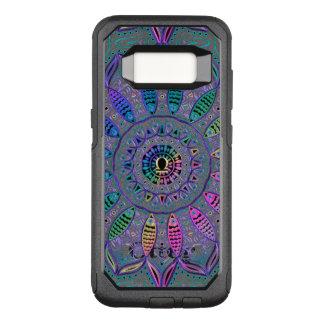 Zodiac Sign Libra Colorful Mandala OtterBox Commuter Samsung Galaxy S8 Case