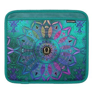 Zodiac Sign Libra Mandala iPad Sleeve