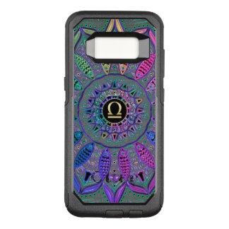 Zodiac Sign Libra Mandala OtterBox Commuter Samsung Galaxy S8 Case