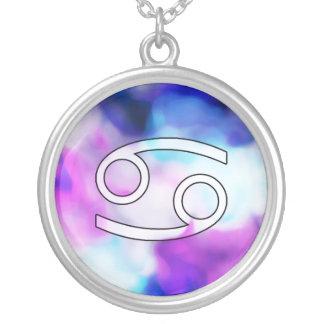 Zodiac Sign Necklace - Cancer