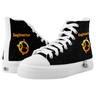 Zodiac sign Sagittarius High Tops