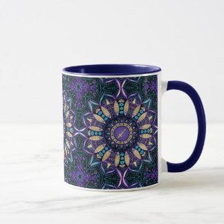 Zodiac Sign Sagittarius Mandala Mug