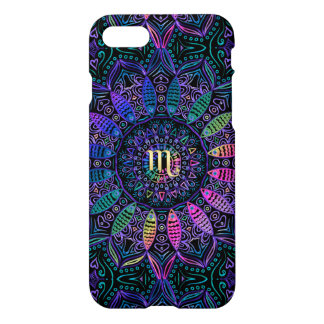 Zodiac Sign Scorpio Mandala iPhone 8/7 Case