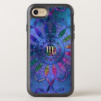 Zodiac Sign Scorpio Mandala OtterBox Symmetry iPhone 7 Case