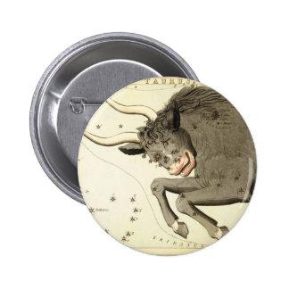 Zodiac Sign: Taurus buttons