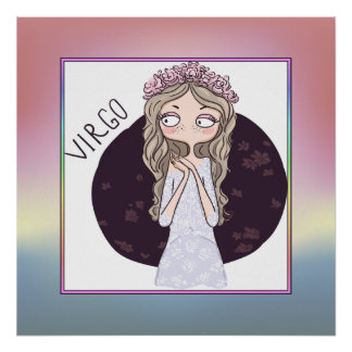 Zodiac Sign - Virgo - August 23 – September 22