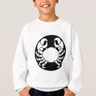Zodiac Signs Cancer Crab Sweatshirt