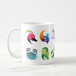 Zodiac Signs Mug