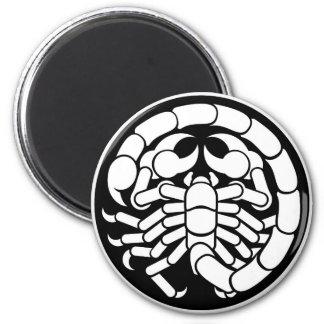 Zodiac Signs Scorpio Scorpion Icon Magnet