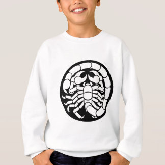Zodiac Signs Scorpio Scorpion Icon Sweatshirt