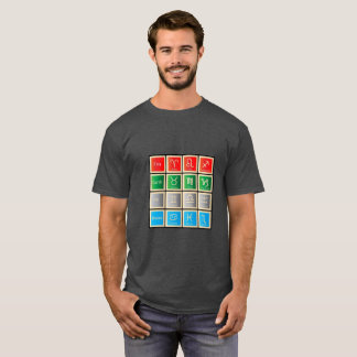 Zodiac Signs T-Shirt Fire Signs