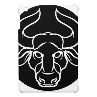 Zodiac Signs Taurus Bull Icon iPad Mini Covers