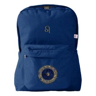 Zodiac Wheel Backpack for Leos