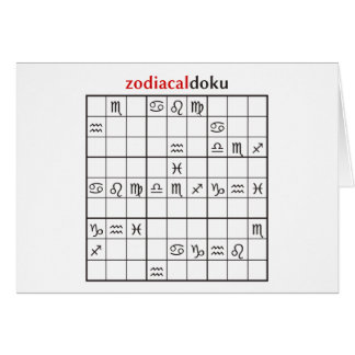 zodiacaldoku 2 card