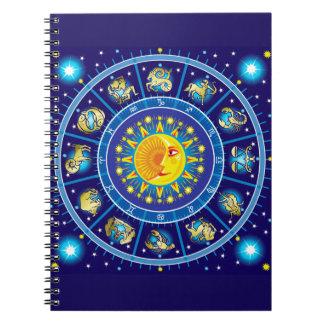Zodiacs Notebook