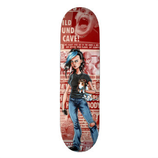 ZOE Board Skateboard Decks