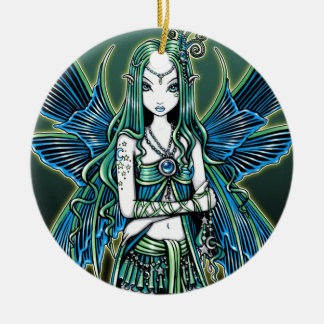 """Zoe"" Celestial Star Fairy Art Ornaments"