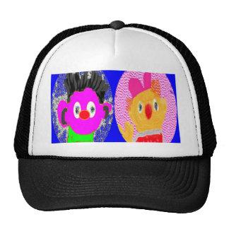 Zoe Moster n Erine R3 - Win Charles Licensed Galle Trucker Hat