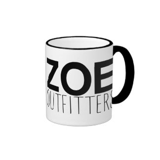 Zoe Outfitterrs 11oz Mug