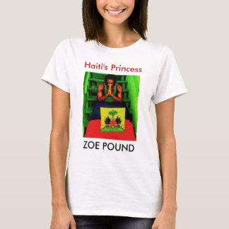 ZOE POUND, Haiti's Princess T-Shirt