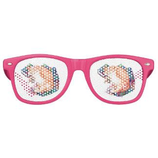 Zoe's Winter Nap Retro Sunglasses