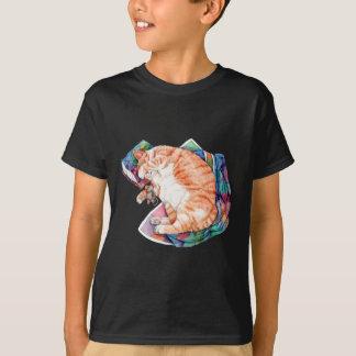 Zoe's Winter Nap T-Shirt