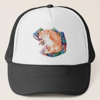 Zoe's Winter Nap Trucker Hat