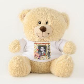 ZoeSPEAK - Stravinsky Teddy Bear