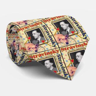 ZoeSPEAK - Stravinsky Tie