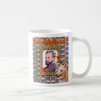 ZoeSPEAK - Truly Tchaikovsky Coffee Mug