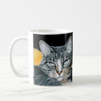 Zoey Cat Drawing Mug