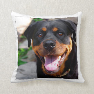 Zoey for Mom Throw Pillow