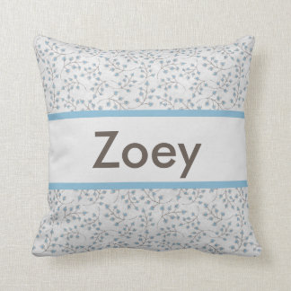 Zoey's Personalized Pillow